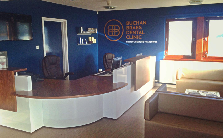 dental office front desk duties